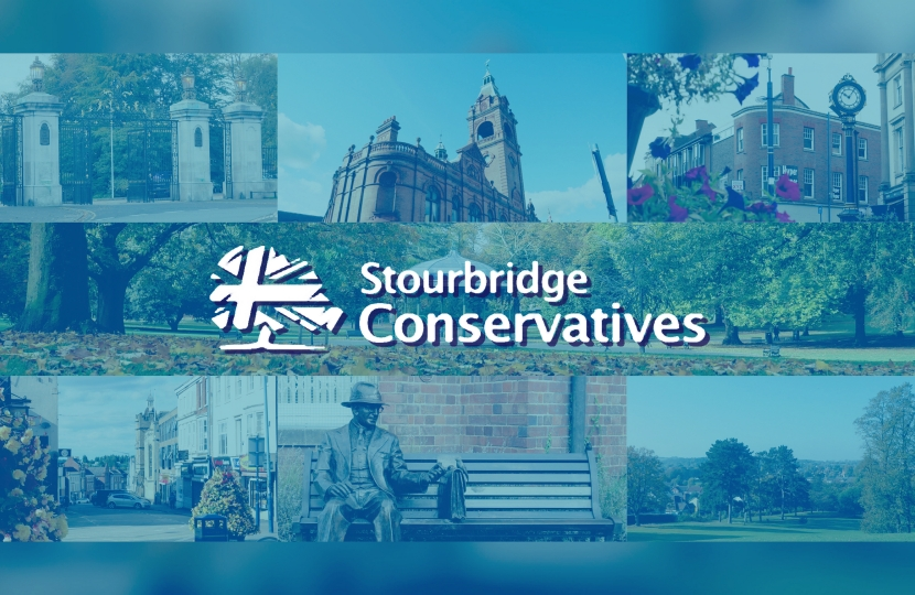 Stourbridge Conservatives collage
