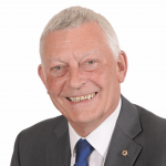 Councillor Les Jones
